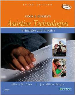 Cook & Hussey's assistive technologies : principles and practice