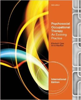 Psychosocial occupational therapy : an evolving practice